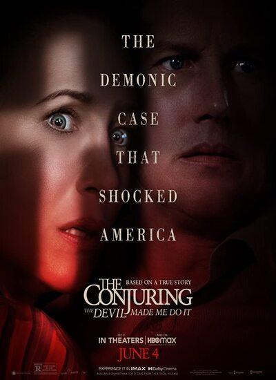 دانلود فیلم The Conjuring: The Devil Made Me Do It 2021