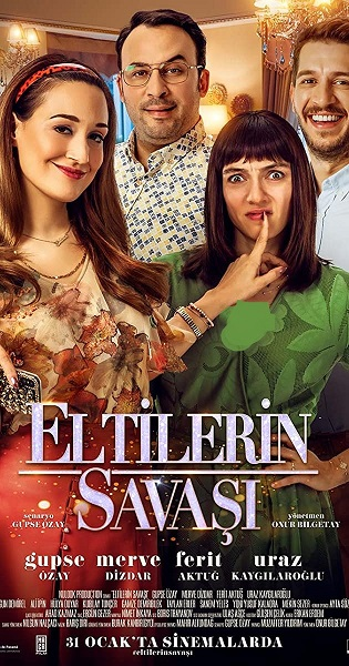 دانلود فیلم ترکی  Eltilerin Savasi نبرد جاری ها