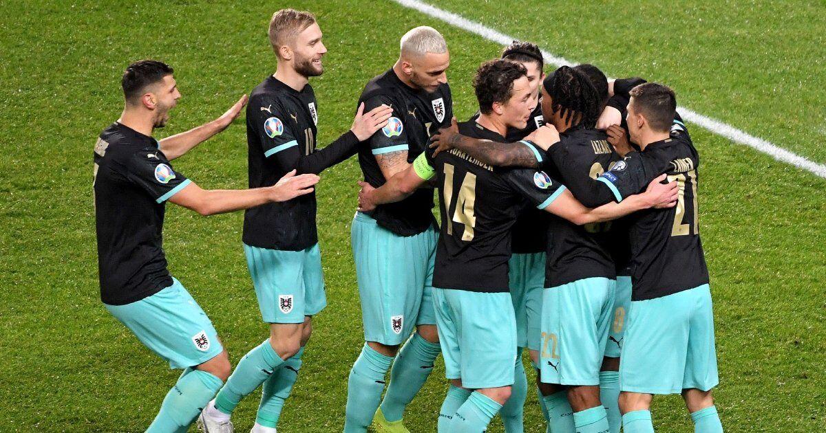 ثبت اولین پیروزی تاریخ اتریش در یورو با تعویضهای طلایی