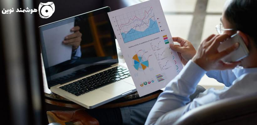 گزارشات مالی در حسابداری