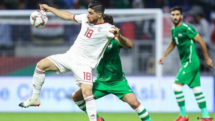 فوتبال ایران در تب و تاب دیدار حساس مقابل عراق