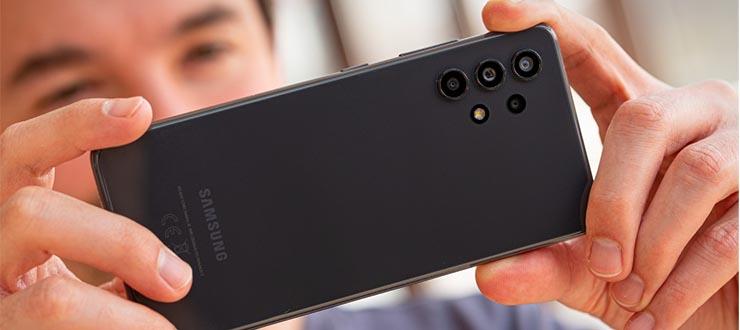 نقد و بررسی موبایل Samsung Galaxy A32 | میان رده ای با نمایشگر عالی و طراحی زیبا