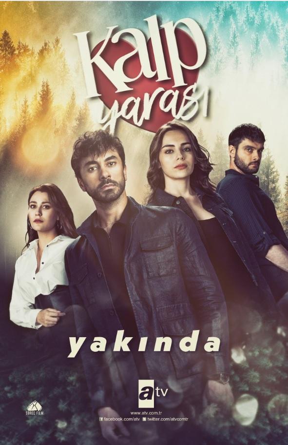دانلود رایگان سریال ترکی زخم قلب