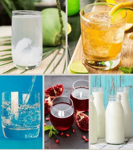 نوشیدنی برای پاکسازی کلیهها, نوشیدنی طلایی برای سلامت کلیه ها, نوشیدنی مناسب برای عفونت کلیه