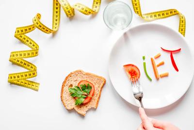 برنامه رژیم غذایی, رژیم غذایی برای لاغری