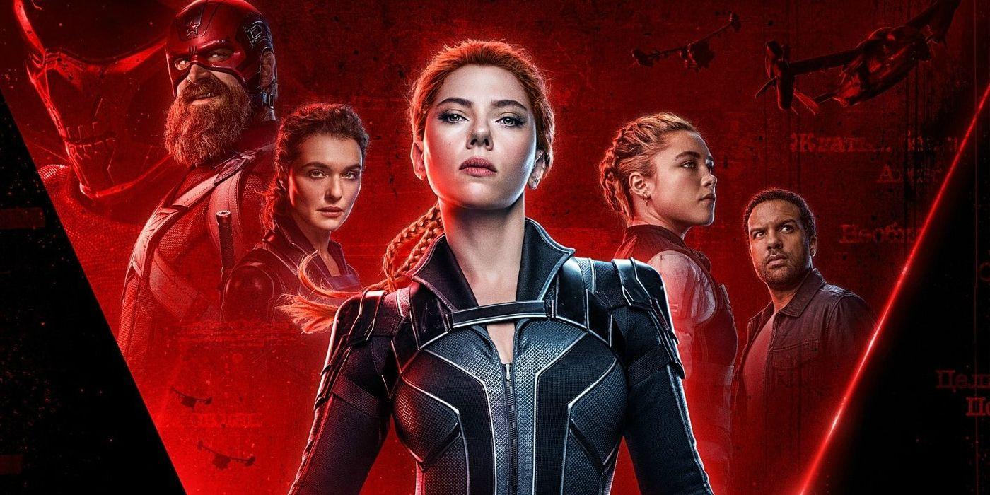 دانلود فیلم Black Widow 2021 با زیرنویس فارسی چسبیده