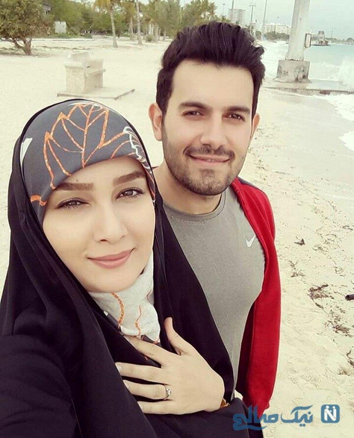 بیوگرافی مژده خنجری مجری و همسرش + اینستاگرام و عکس