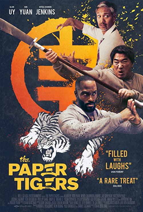 دانلود فیلم The Paper Tigers 2020 بازیرنویس چسبیده فارسی