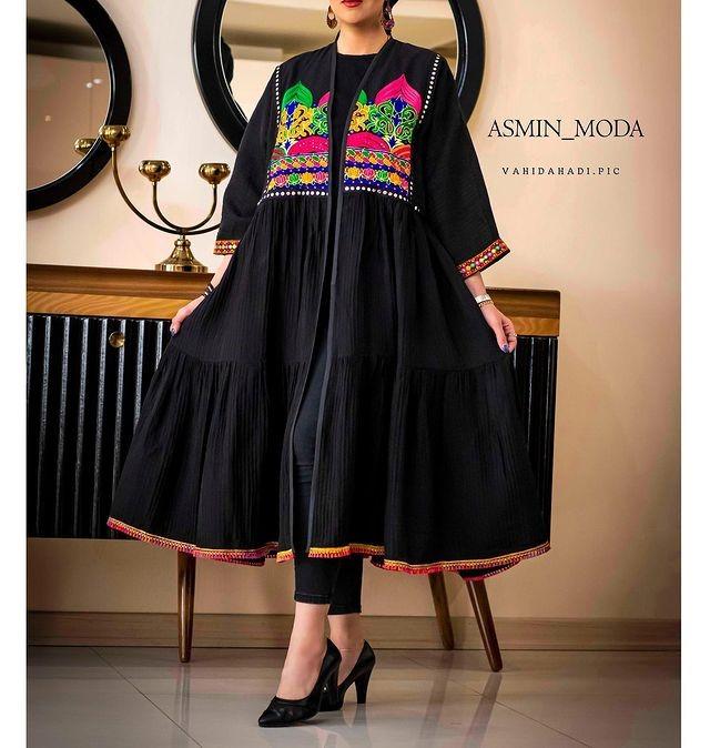 مدل مانتو جدید دخترانه سال ۱۴۰۰
