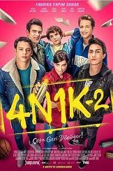 دانلود فیلم ترکی 4N1K 2 چهار پسر و یک دختر 2