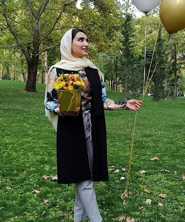 بیوگرافی هانیه رستمیان قهرما رشته تیر اندازی و همسرش