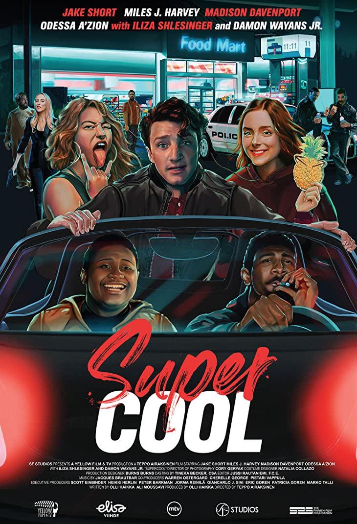 دانلود فیلم کمدی Supercool 2021