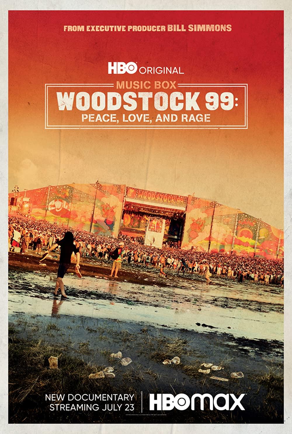 دانلود فیلم مستند Woodstock 99: Peace Love and Rage 2021