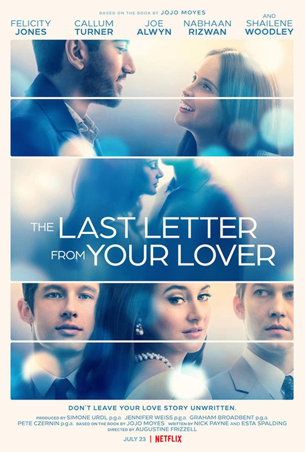 دانلود فیلم آخرین نامه از معشوقه شما Last Letter from Your Lover 2021 با زیرنویس چسبیده