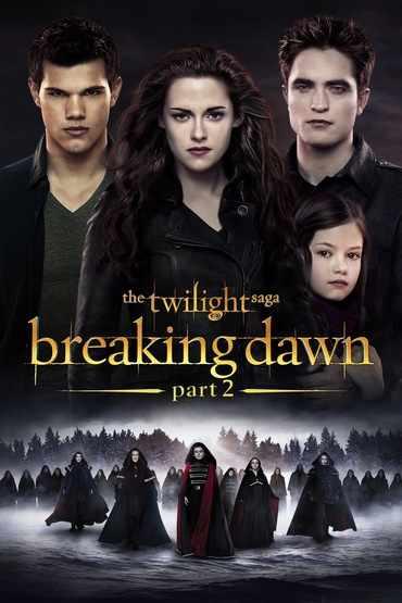 دانلود زیرنویس فارسی فیلم The Twilight Saga Breaking Dawn Part 2 2012