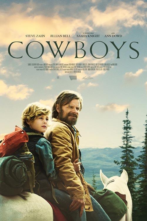 دانلود زیرنویس فارسی فیلم Cowboys 2020