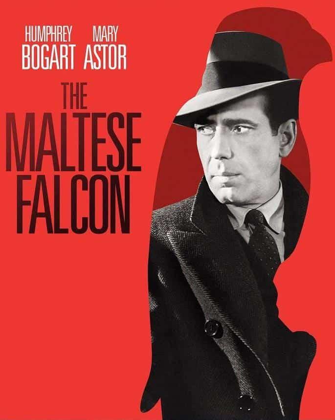 دانلود فیلم شاهین مالت The Maltese Falcon 1941