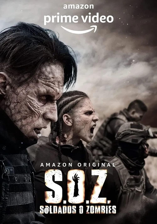 دانلود سریال ترسناک S.O.Z: Soldados o Zombies