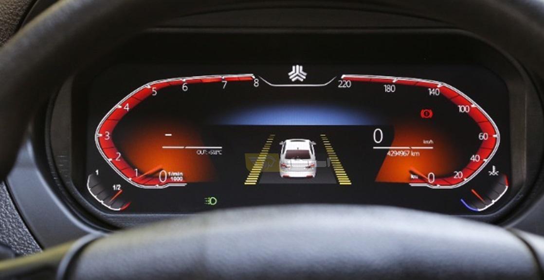 یک قابلیت جدید برای خودروهای داخلی، آپشن جدید شاهین توسط سایپا معرفی شد (+عکس شاهین)