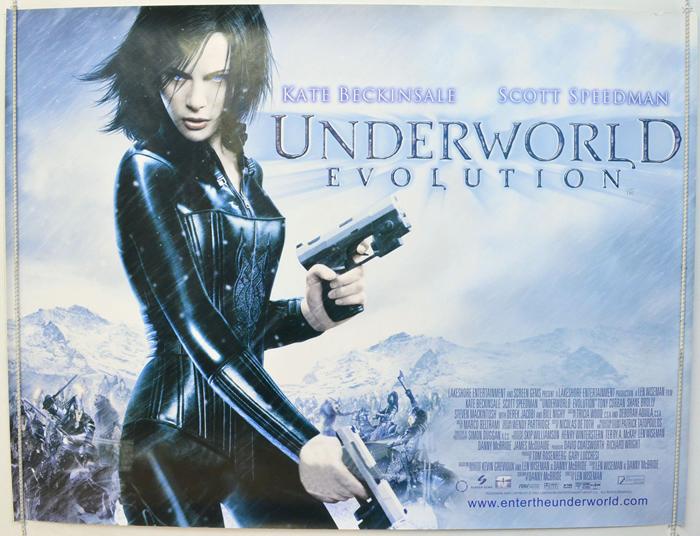 دانلود فیلم جهان زیرین : سیرتکاملی Underworld: Evolution با زیرنویس چسبیده