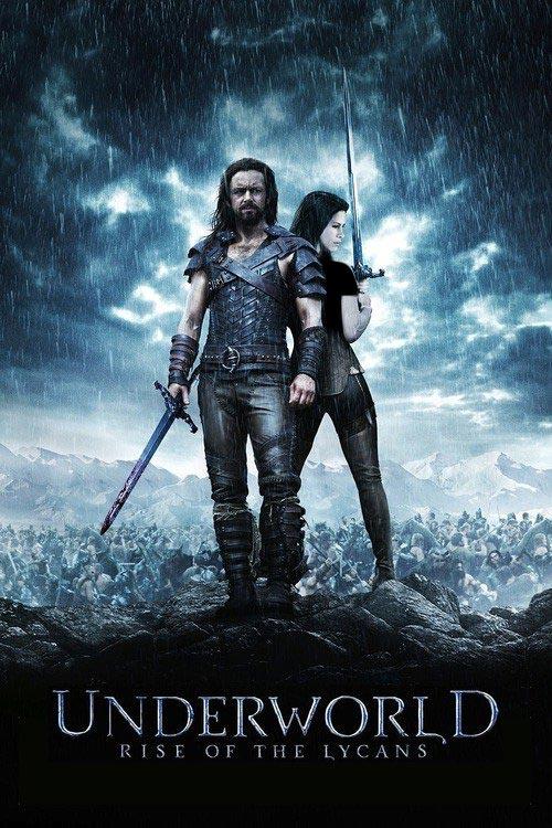 دانلود فیلم جهان زیرین : ظهور لایکن ها Underworld Rise of the Lycans با زیرنویس چسبیده