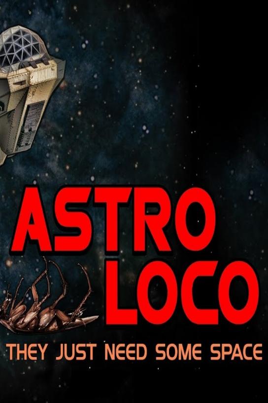 دانلود فیلم کمدی Astro Loco 2021