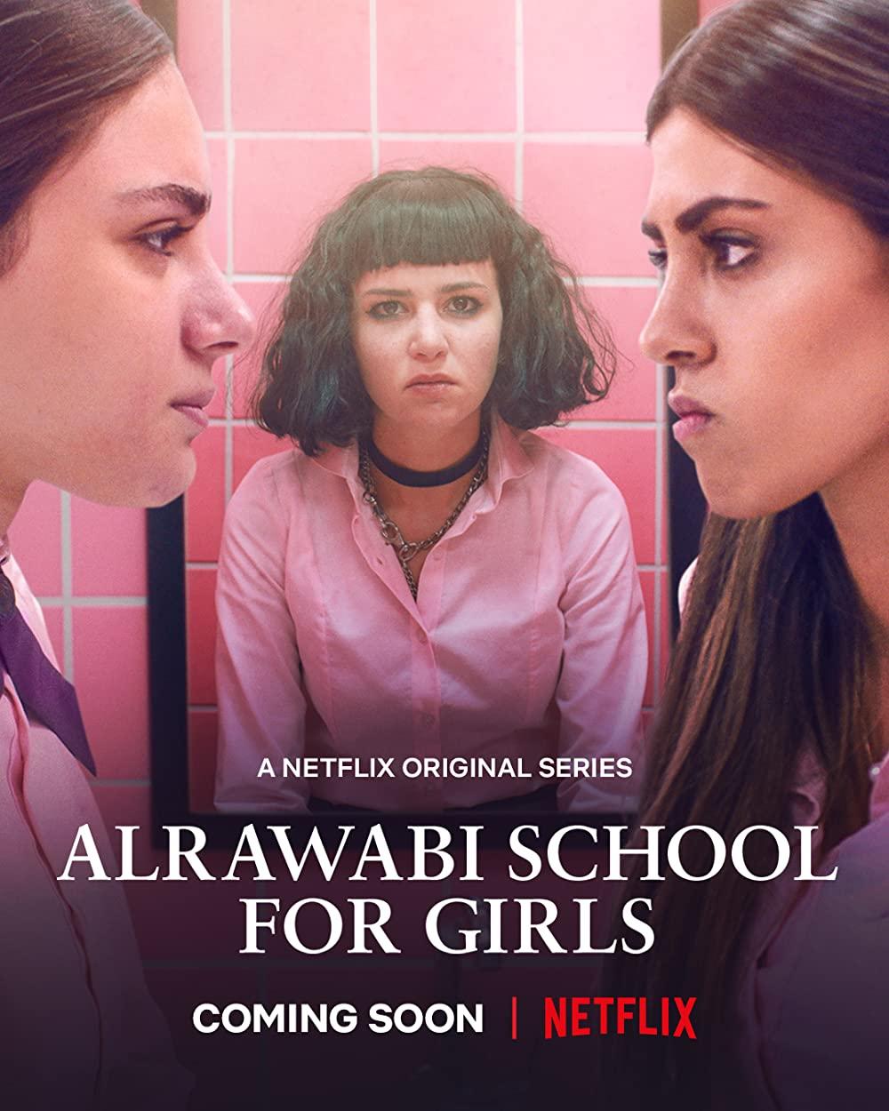 دانلود سریال درام مدرسه دخترانه الروابی Al Rawabi School for Girls