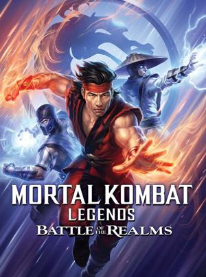 دانلود انیمیشن 2021 Mortal Kombat Legends: Battle of the Realms با زیرنویس فارسی