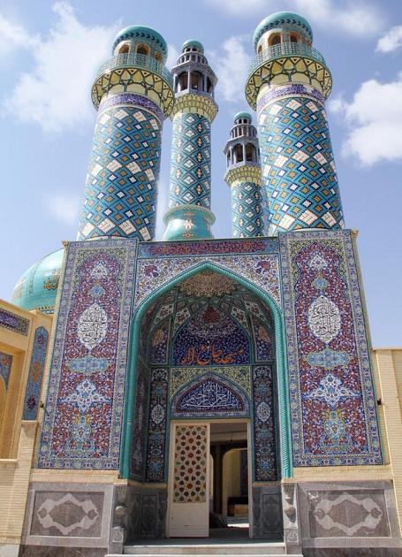 مسجد جامع شهر لار