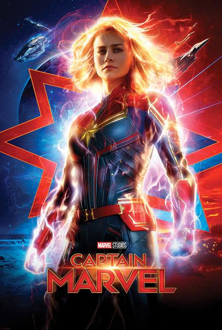 دانلود فیلم کاپیتان مارول Captain Marvel محصول سال 2019 با دوبله فارسی