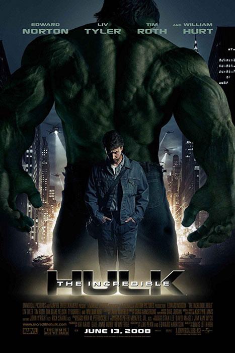 دانلود فیلم هالک شگفت انگیز The Incredible Hulk محصول 2008 با دوبله فارسی