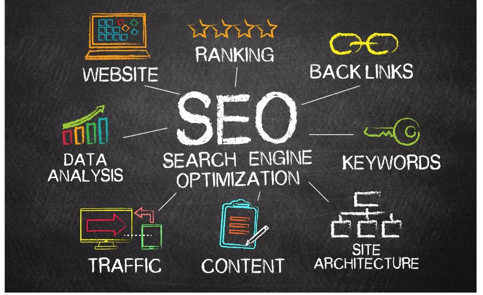 پنج راه برای بهبود رتبه سایت (seo)