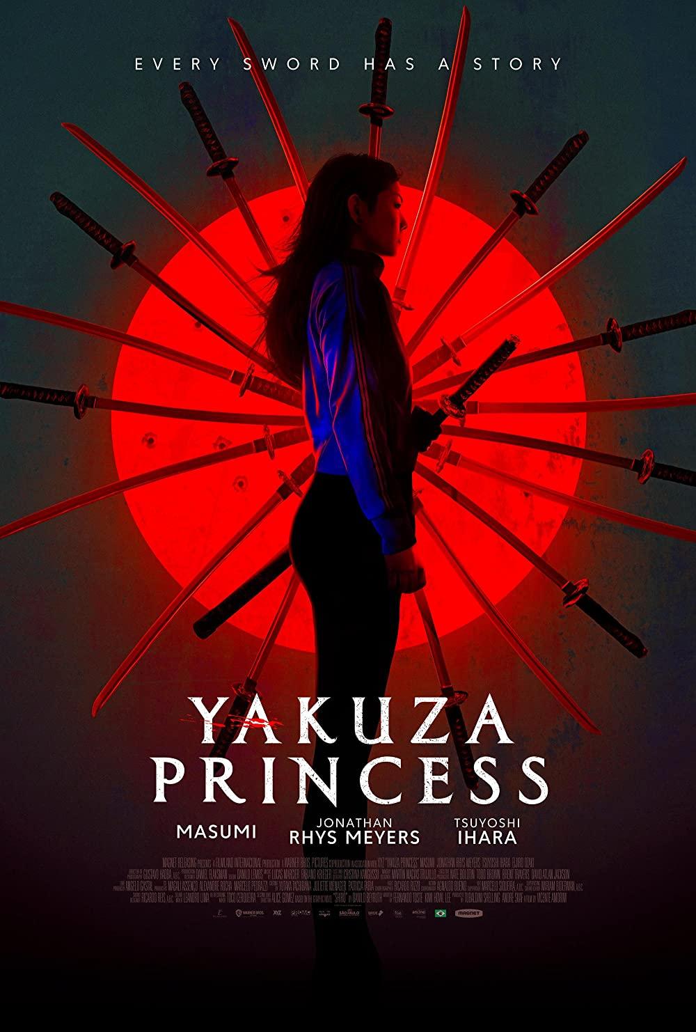 دانلود فیلم هیجان انگیز Yakuza Princess 2021