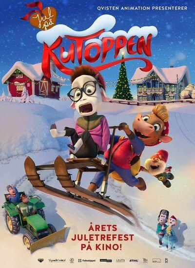 انیمیشن کریسمس در کتل هیل دوبله فارسی 2020