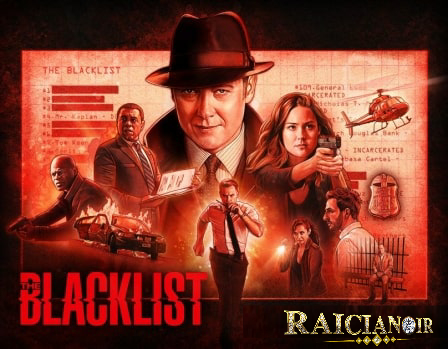 دانلود فصل اول،دوم،سوم،چهارم،پنجم و ششم سریال لیست سیاه BlackList دوبله فارسی با لینک مستقیم