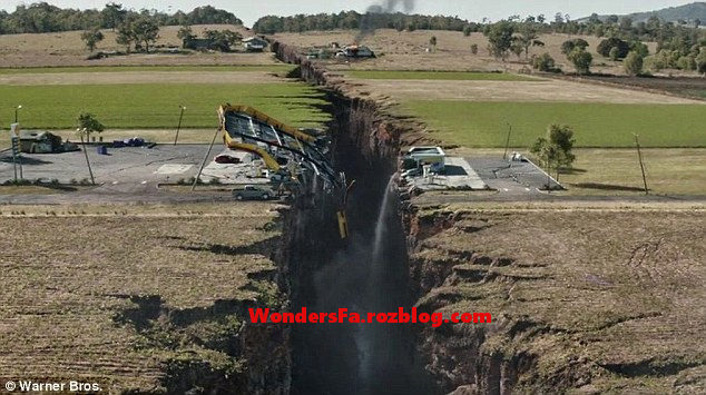 زلزله فجیع کالیفرنیا