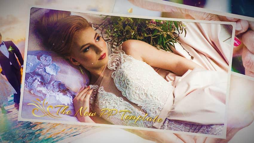 پروژه آماده پریمیر رایگان اسلاید شو عروسی جدید ۲۰۲۱