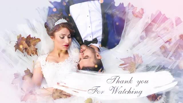 پروژه آماده پریمیر رایگان : Wedding Slideshow Premiere Pro