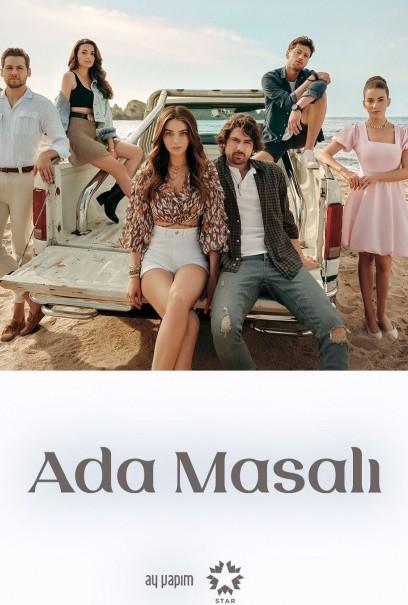 دانلود سریال Ada masali داستان جزیره قسمت 18 با زیرنویس چسبیده
