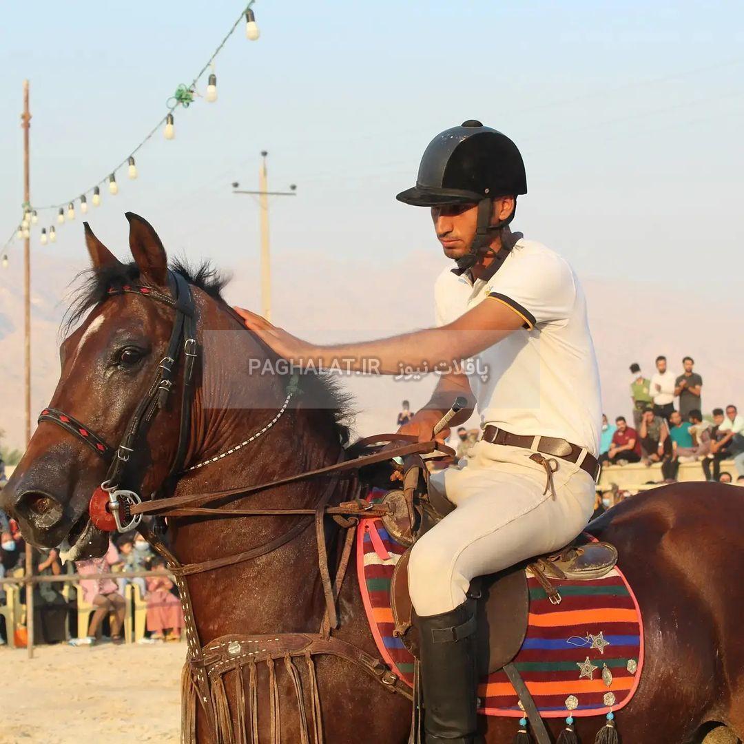 نخستین جشنواره ملی اسب دره شوری در روستای پاقلات برگزار شد