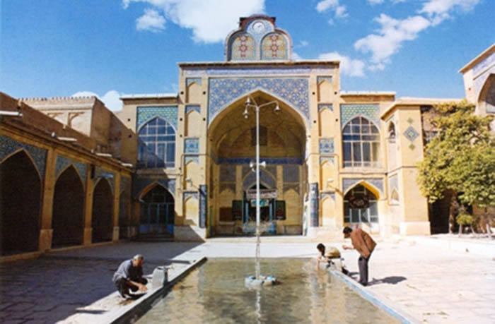 محله درب مسجد نو