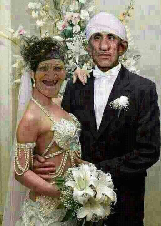 آخی الهی....چ عروس دوماد کم سن و سال خوشملی
