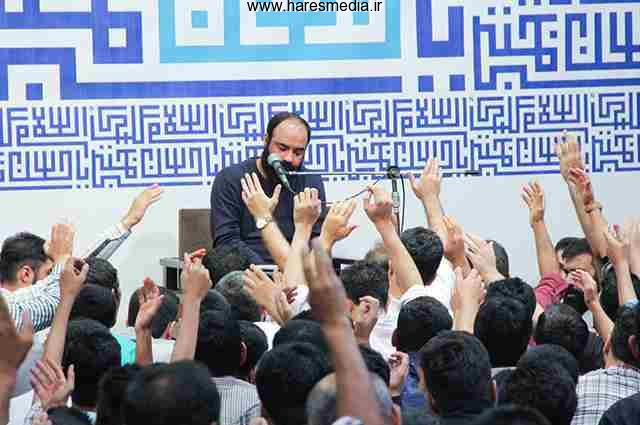 حاج عبدالرضا هلالی شب ۱۸ رمضان ۹۴