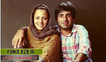 عکس های جدید و دیده نشده از حمید گودرزی و همسرش ماندانا دانشور