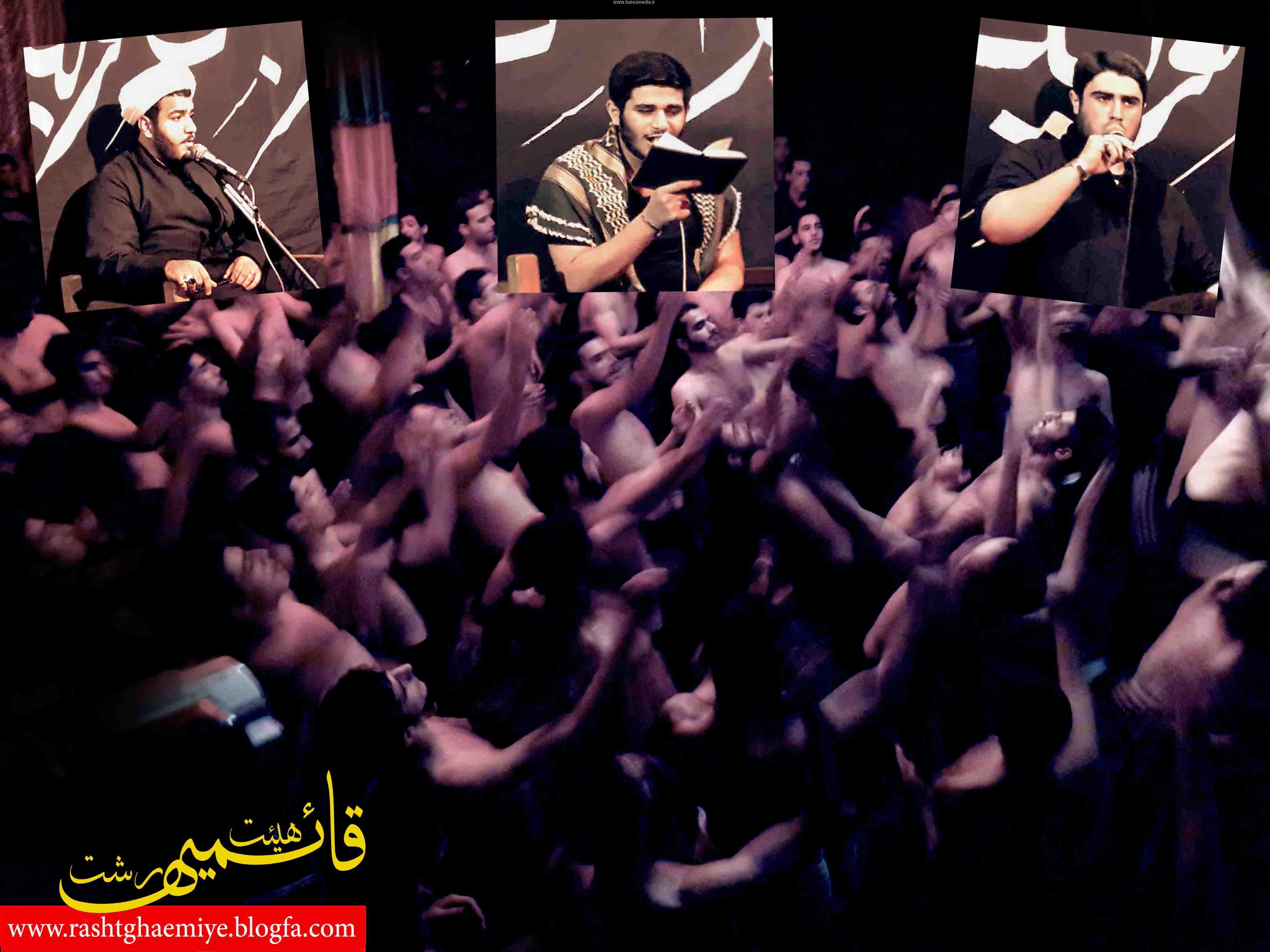 مراسم محرم 1393 شب شهزاده علی اکبر علیه السلام