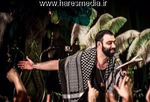 کربلایی جواد مقدم-شب بیست و یکم ماه رمضان ۱۳۹۴