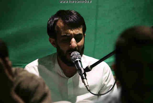کربلایی محمد حسین پویانفر شب ۲۱ رمضان ۹۴