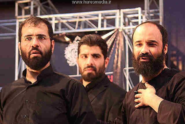 حاج حسین سیب سرخی شب ۲۱ رمضان ۹۴