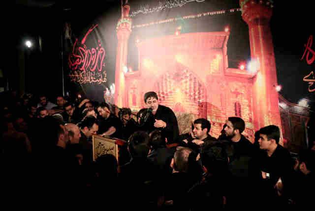 حاج محمد رضا طاهری شب ۲۱ رمضان ۹۴