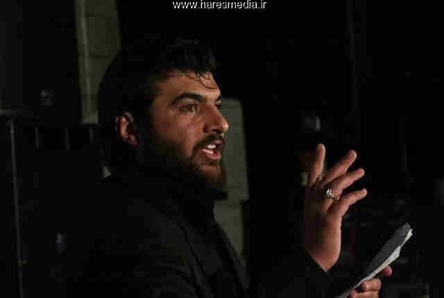 کربلایی حسین عینی فرد شب 19 و 20 و 21 رمضان 94